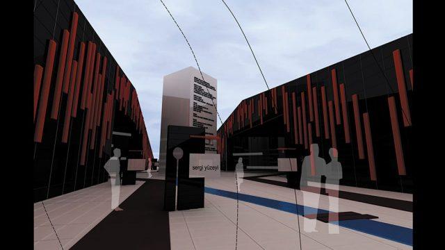 Architecture - 2 Temmuz Canlar Anitpark Competition