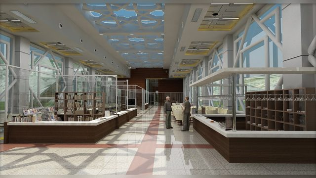 Architecture - Bilecik HST Station