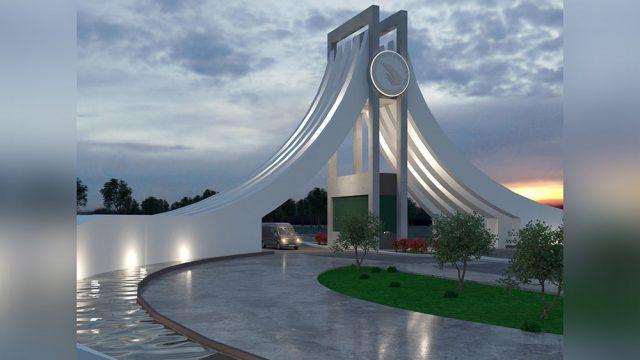 Architecture - Duzce University Konuralp Entrance