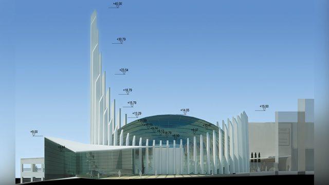 Architecture - Halide Edip Adivar Mosque Competition