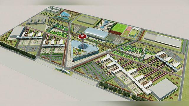 Architecture - TUBITAK Main Campus