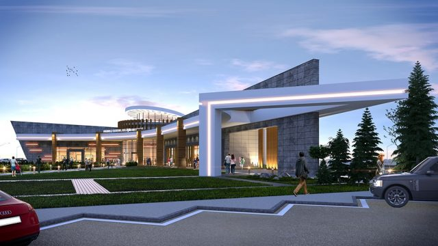 Culture Building Architecture - Sakarya Karasu Culture Center