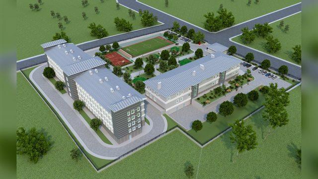 Dormitory Architecture - Fethiye Dormitory