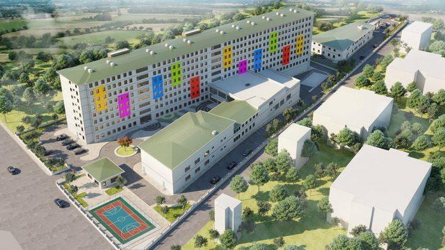 Dormitory Architecture - Osmaniye Dormitory