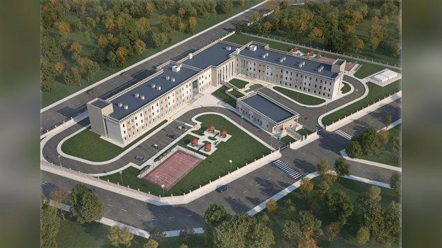 Dormitory Architecture - Urfa Viransehir Dormitory