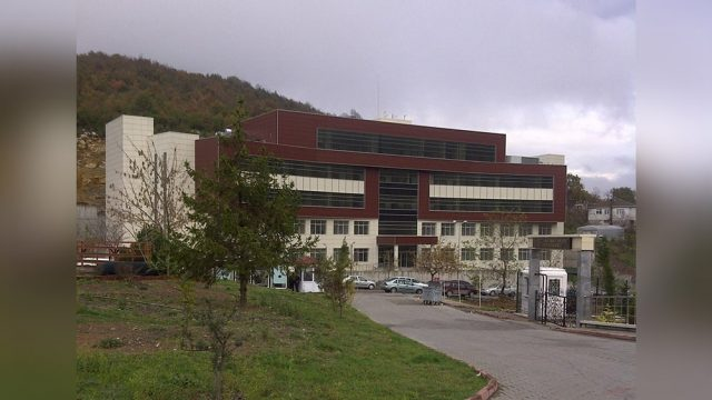 Education Building Architecture - Bulent Ecevit University Dentistry Faculty