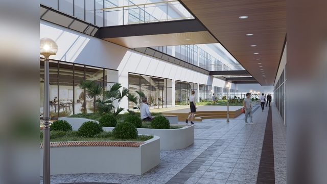 Endüstri Yapıları Mimarisi - ASELSAN Akyurt Yeni Mühendislik Binası