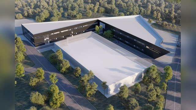 Endüstri Yapıları Mimarisi - ZETES-3 Enerji Üretim Tesisi Yemekhane ve Soyunma Binası