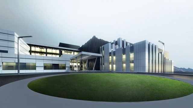 Health Building Architecture - Izmir Bayrakli HSF Hospital