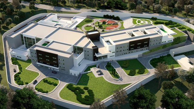 Health Building Architecture - Kocaeli HSF Hospital