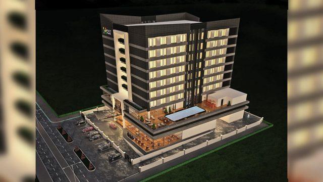 Hotel Architecture - Nigeria Temple Road Hyatt Place Hotel