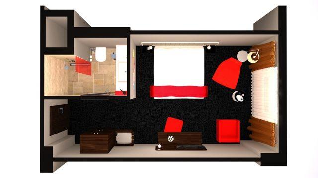 Hotel Architecture - Samsun Radisson Parkinn Hotel