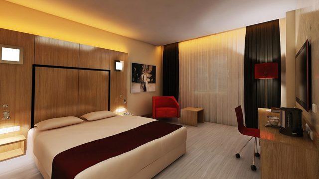 Hotel Architecture - Samsun Ramada Encore Hotel