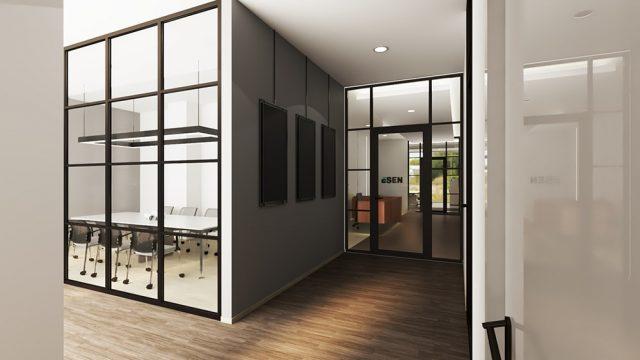 İç Mimari - Esen Ofis Hacettepe Teknokent