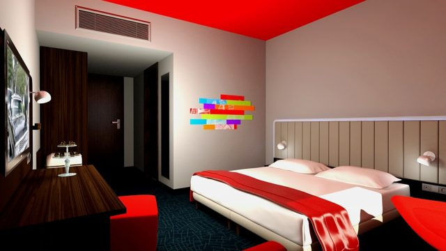 İç Mimari - Samsun Radisson Park Inn Otel