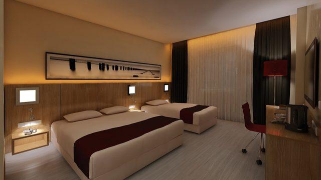 İç Mimari - Samsun Ramada Encore Otel