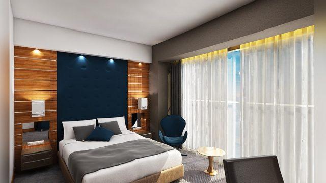 Interior Design - Baghdad Rotana Hotel