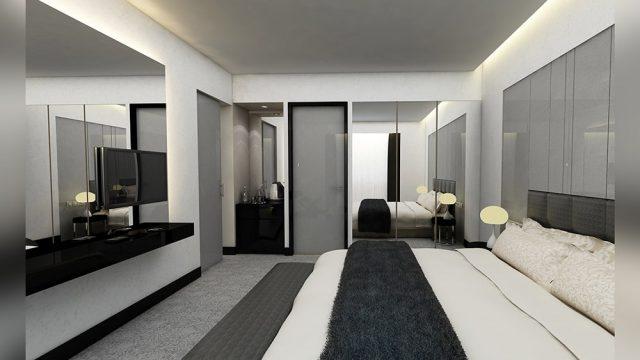 Interior Design - Denizli Dedeman Park Hotel - Room