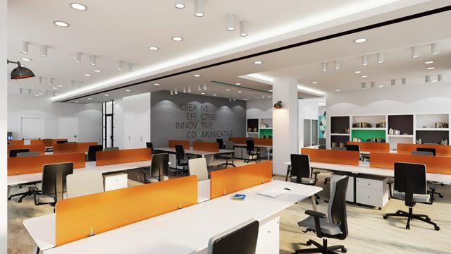 Interior Design - Esen Office Hacattepe Technopark