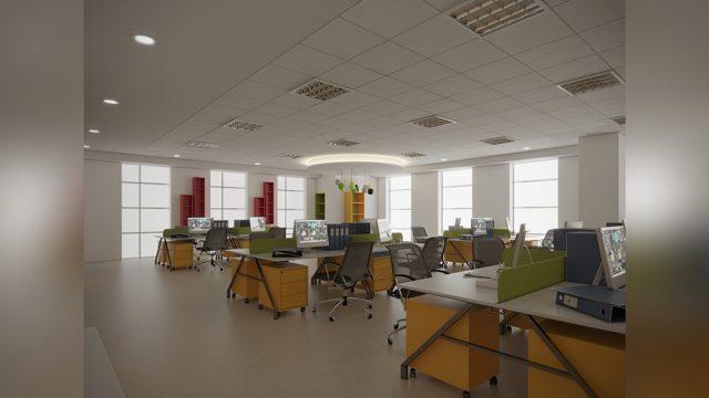 Interior Design - Esen Office METU Technopark