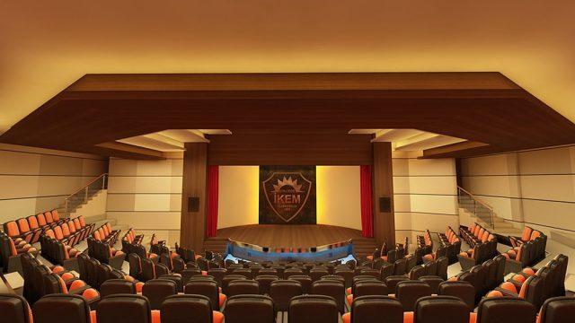Interior Design - Ikem College Conference Hall