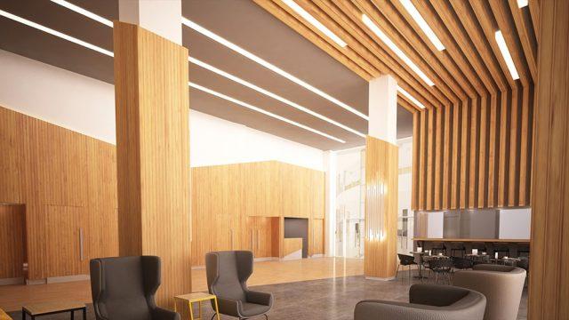 Interior Design - Sakarya Karasu Culture Center