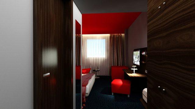 Interior Design - Samsun Radisson Park Inn Hotel