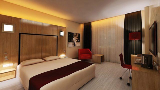 Interior Design - Samsun Ramada Encore Hotel