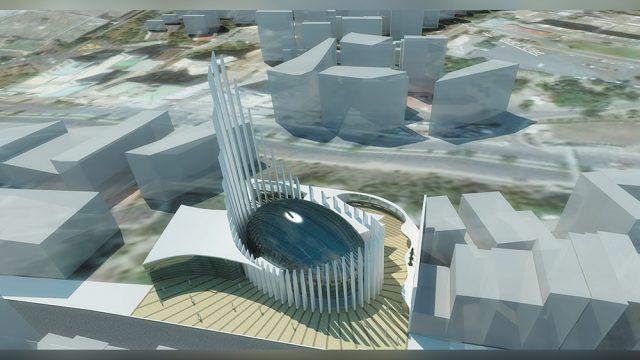 Mimari - Halide Edip Adıvar Cami Yarışması