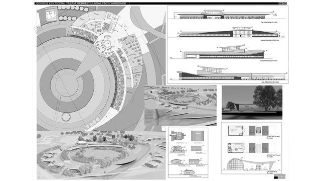Mimari - LÖSEV Çerkeş Yerleşkesi Yarışması
