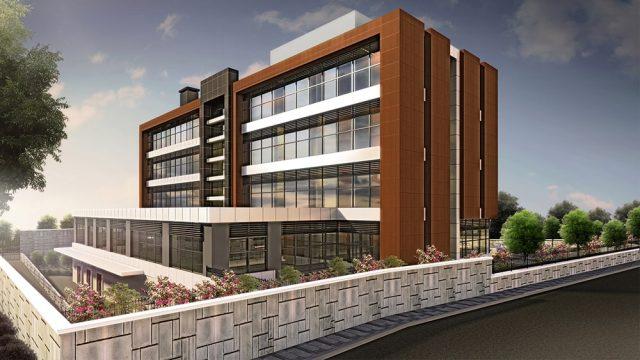 Office Architecture - Giresun Espiye Courthouse Building