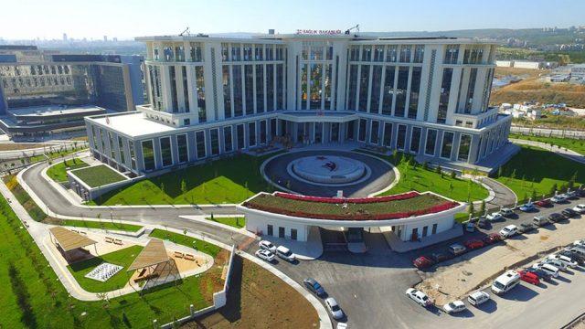Office Architecture - Turkiye Ministry Of Health Building