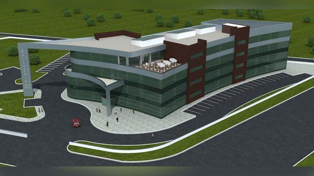 Ofis Mimarisi - Balıkesir İl Sağlık Müdürlüğü