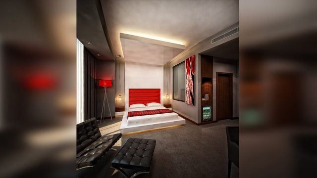 Otel Mimarisi - Bagdat Rotana Otel