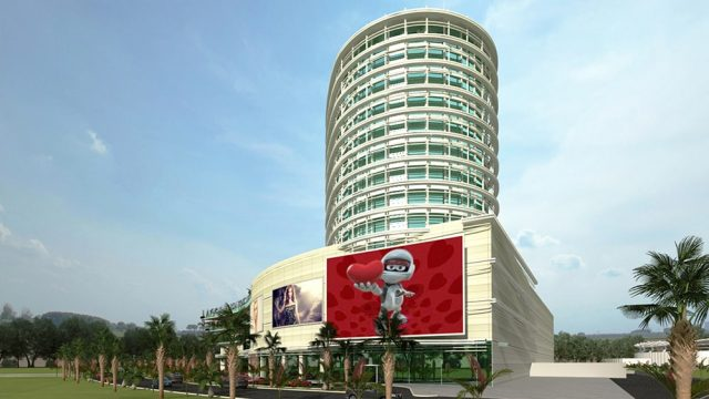 Otel Mimarisi - Nijerya Lagos Theatre Mall Otel