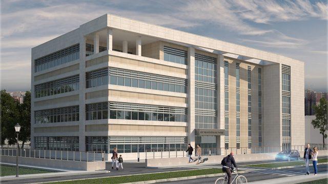 Sağlık Yapıları Mimarisi - Adıyaman Kahta Ağız ve Diş Sağlığı Merkezi