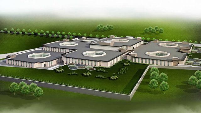 Sağlık Yapıları Mimarisi - Ankara Bilkent YGAP Hastanesi