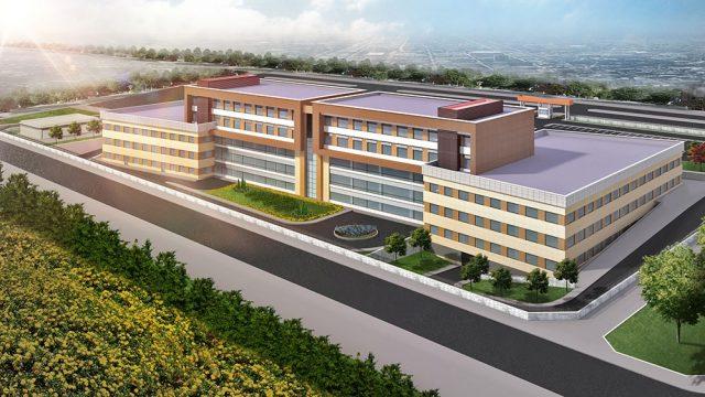 Sağlık Yapıları Mimarisi - Balıkesir Burhaniye Devlet Hastanesi