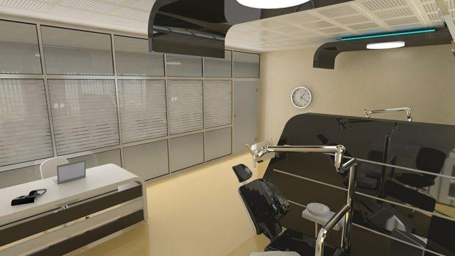 Sağlık Yapıları Mimarisi - Isparta Ağız ve Diş Sağlığı Merkezi