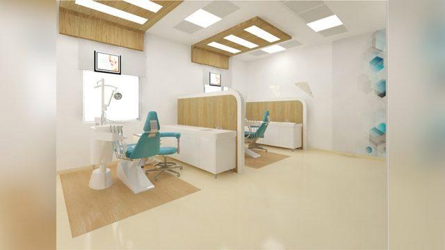 Sağlık Yapıları Mimarisi - Karaman Ağız ve Diş Sağlığı Merkezi