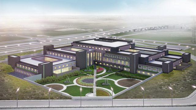 Sağlık Yapıları Mimarisi - Kayseri YGAP Hastanesi