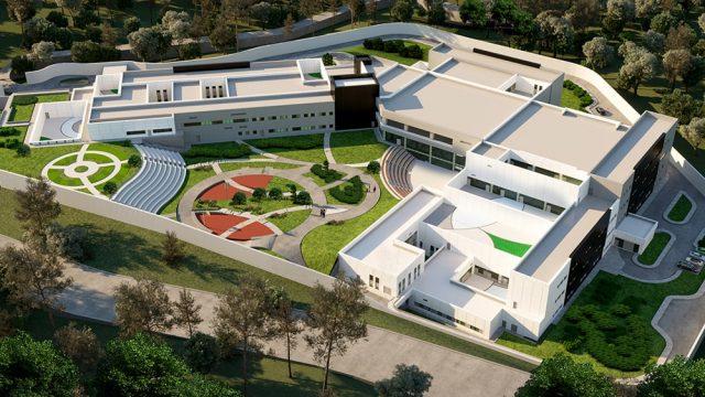 Sağlık Yapıları Mimarisi - Kocaeli YGAP Hastanesi