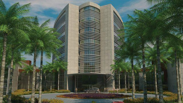 Sağlık Yapıları Mimarisi - Samsun Terme Devlet Hastanesi