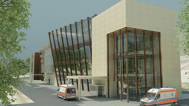 Sağlık Yapıları Mimarisi - Yozgat Ağız ve Diş Sağlığı Merkezi