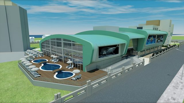Sport Facilities Architecture - Iskenderun IKEM Collage Sport Complex