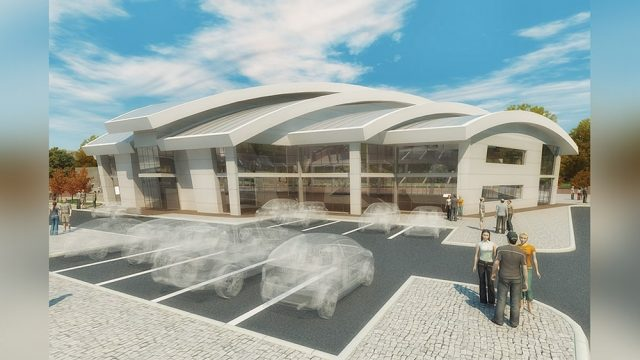 Sport Facilities Architecture - Zonguldak Bulent Ecevit University Swimming Pool