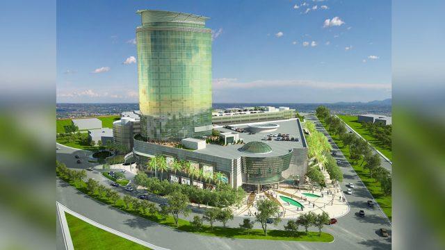 Ticari Yapı AVM Mimarisi - Baghdad Mall