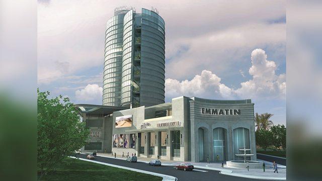 Ticari Yapı AVM Mimarisi - Tripoli Emmatin Mix-Use Center
