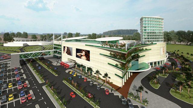 Ticari Yapı AVM Mimarisi - Maviperi Mimarlık - Ticari Yapı AVM Mimari Projesi - Lagos Theatre Mall