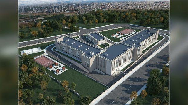 Yurt Mimarisi - Urfa Viranşehir Öğrenci Yurdu